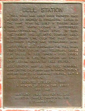 [ Photo of plaque close-up. ]